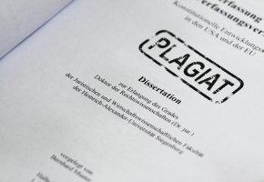 Doktor Plagiat: eine Dissertation wurde als Plagiat gekennzeichnet