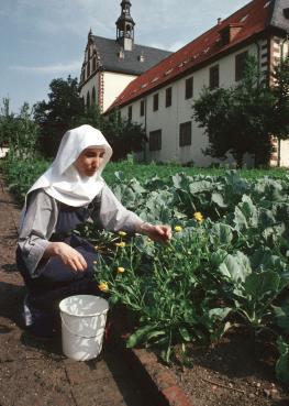 Kloster Sankt Hildegard in Fulda