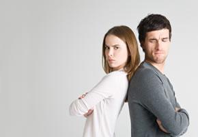 Emanzipation innerhalb der Beziehung, kann zu Spannungen führen