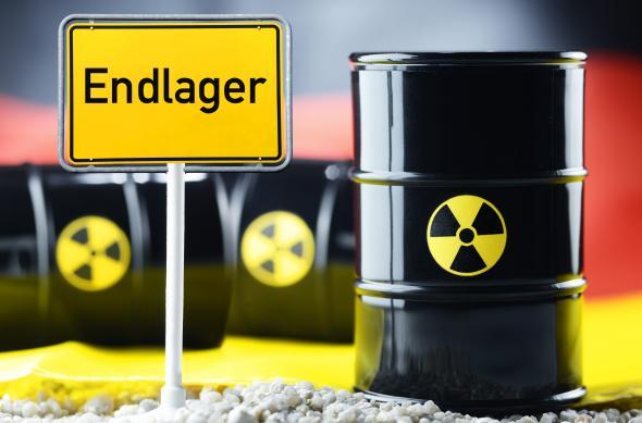 Deutschland braucht ein Endlager für seinen Atommüll.