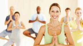 Entspannung beim Yoga - Brustkrebspatientinnen finden hier Unterstützung