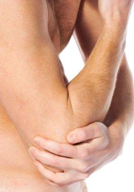 Epicondylitis - starke Schmerzen im Ellebogen