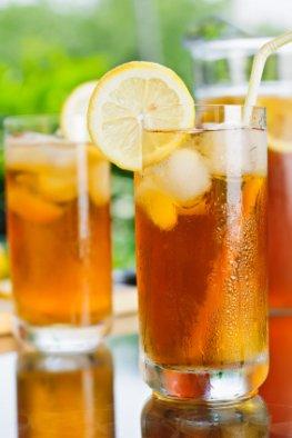 Erfrischungsgetränk - Eistee enthält viel Oxalsäure