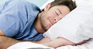 Wer sich am Tag ein wenig sportlich Bewegt, hat einen guten Schlaf in der Nacht.