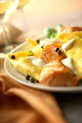 Ernährung: Kalium nimmt man über die Nahrung z.B. Fisch auf