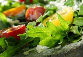Ernährungsplan: Mageres Eiweiß und viel Blattgemüse