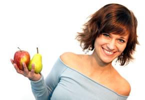 Ernährungsumstellung: Möchte man Abnehmen mit einer Diät, muß man seine Ernährung umstellen