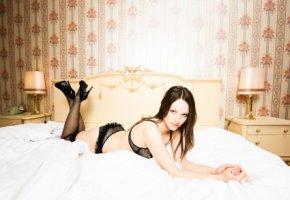 Erotische Unterwäsche hebt die Stimmung