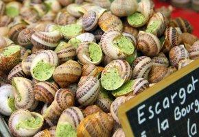 Escargots persillade: Gourmet Küche in Lyon