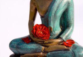 Esoterik: Buddha Figur