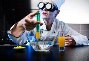Essen aus dem Labor