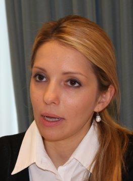 Eugenia Timoschenko im Interview