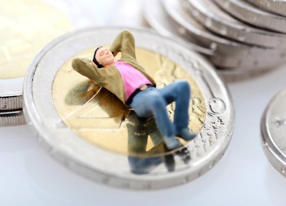 Bislang gibt es in der EU noch keine Euro-Bonds.