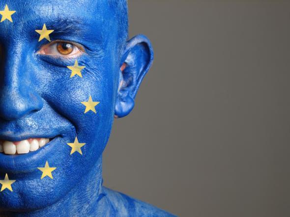 Gesicht Europas: Sieht so der typische Europäer aus.