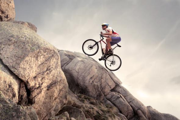 Mentaltraining: Durch mentales Training ist der Sportler in der Lage extreme Leistungen zu vollbringen.