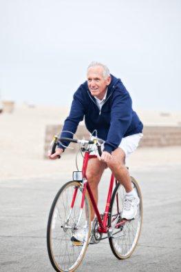 Fahrradfahren - fettverbrennen und abnehmen