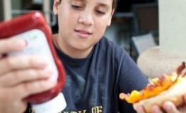 Falsche Ernährung (Fastfood) führt bei Kindern zu Adipositas