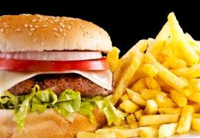 Fast Food ist nicht unbedingt ungesund -auf die Kalorien kommt es an