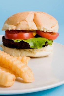 Dick macht doof - Fast Food ist ungesund