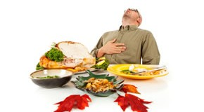 Fettiges Essen kann Sodbrennen auslösen