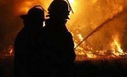 Feuerspringer im Einsatz - jeder Tag ist ein Risiko
