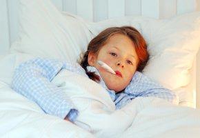 Fieberthermometer: Fiebermessen im Mund