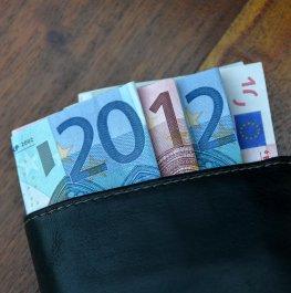 Finanzen und Steuern in 2012