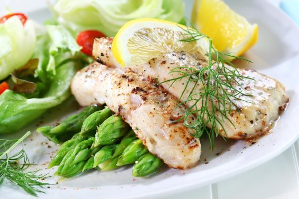 Fisch schmeckt nicht nur gut, er ist auch noch unheimlich gesund.