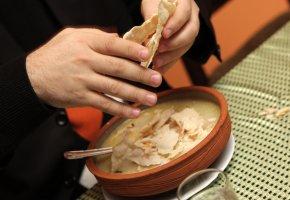 Fladenbrot Lawasch - Armenisches Brot