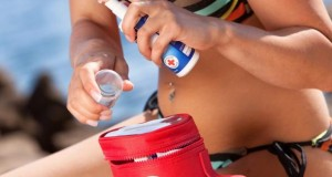 Flüssigpflaster können Blutungen schnell stoppen.