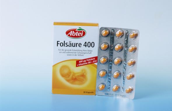 Folsäure kann bei Schizophrenie die Symptome deutlich senken.