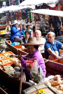 Foodhunter auf der Suche nach außergewöhnlichen Kräutern und Gewürzen