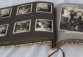 Fotoalbum - Erinnerungen aus der Vergangenheit