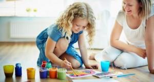 Kindererziehung, Haushalt und Beruf - Frauen haben es nicht leicht.