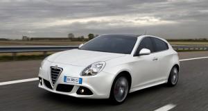 Frontpartie der Alfa Romeo Giulietta