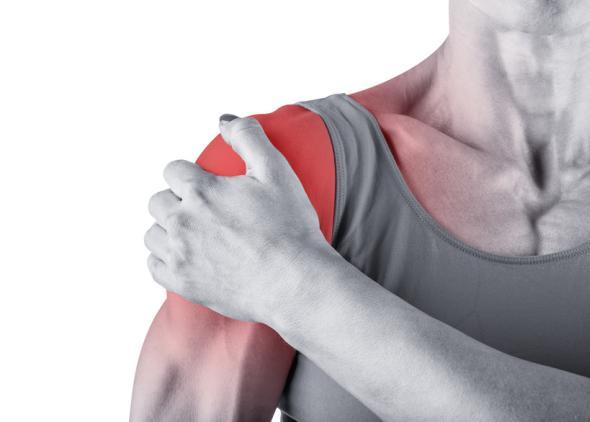 Das Frozen Shoulder Syndrom - die Schultersteife.