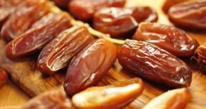 Orientalische Köstlichkeiten - Datteln