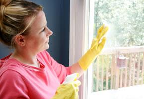 Frühjahrsputz - Reinigungsmittel und Haushaltsreiniger umweltverträglich einsetzen