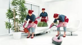 Frühjahrsputz: aufräumen, ausmisten, sauber machen