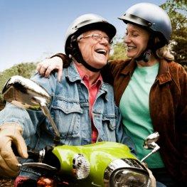 Frühling - die Motorradsaison hat begonnen