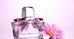 Parfüm mit Frühlingsduft.