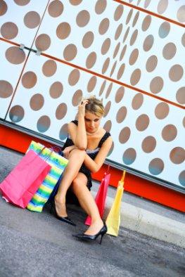 Frust-Shopping - Einkaufstour aus Frustration