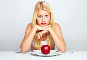 Frustation: diese Diät wird nicht funktionieren