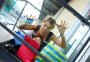 Frust-Shopper - Frustkauf mit Kreditkarte