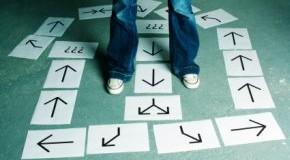 Entscheidungshilfen - für welchen Weg soll ich mich entscheiden.