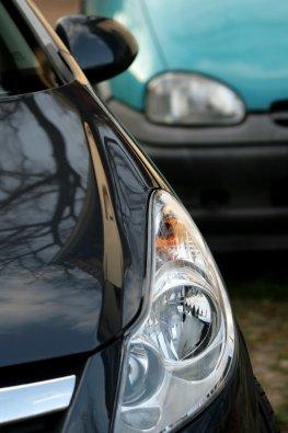 Gebrauchtwagen beim Gebrauchtwagenhändler