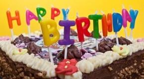 Geburtstagstorte zum Kindergeburtstag