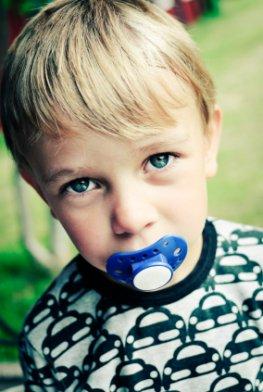 Gefährlich: Bisphenol A ist auch in Kinderschnuller enthalten
