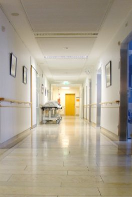Gefährliche Krankenhauskeime lauern im Krankenhaus