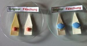 Gefälschte Arzneimittel können für Patienten gefährlich sein.